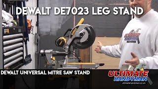 Dewalt Universal Mitre Saw Stand | Dewalt DE7023