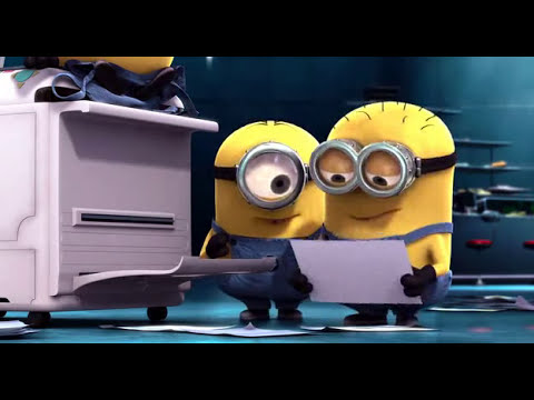 Les minions fesses moi moche et m chant youtube - Mechant minion ...