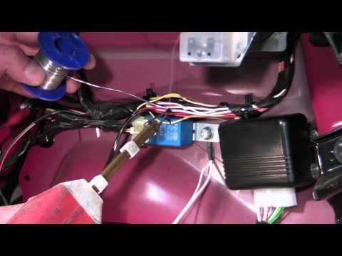 Towbar wiring kit - installation manual [HD]