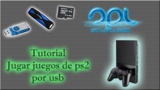 [Tutorial] Jugar Juegos De PS2 Por Usb
