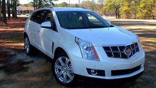 2011 Cadillac SRX Turbo AWD Crossover, Walkaround videos