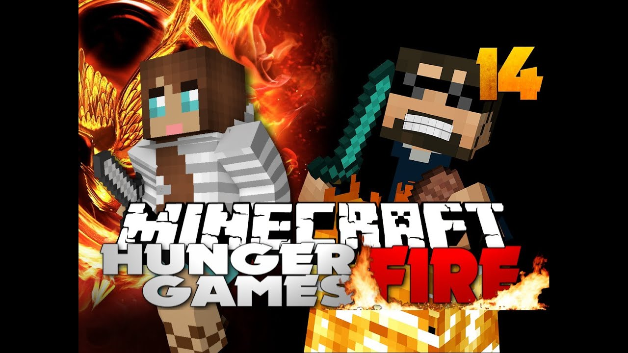 Minecraft The Survival Games [5] Then well all got naked