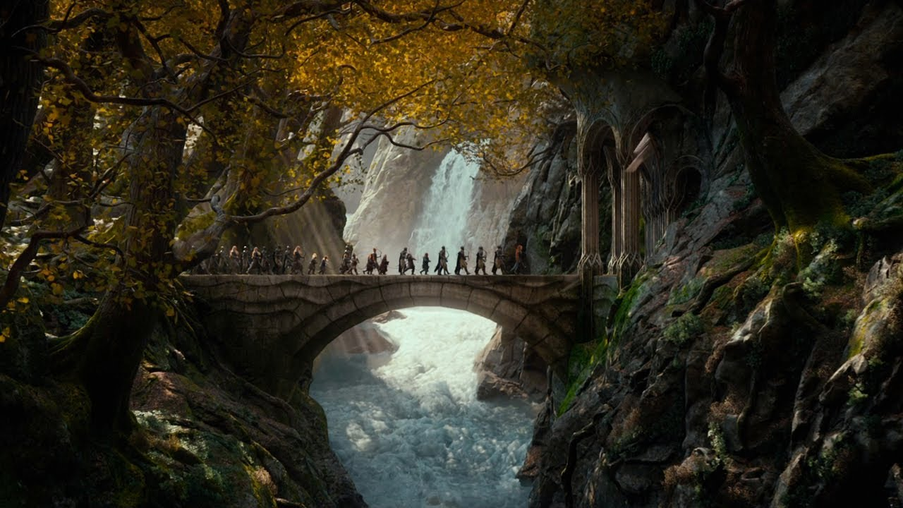 A photo of The Hobbit: The Desolation of Smaug - Official Main Trailer [HD]