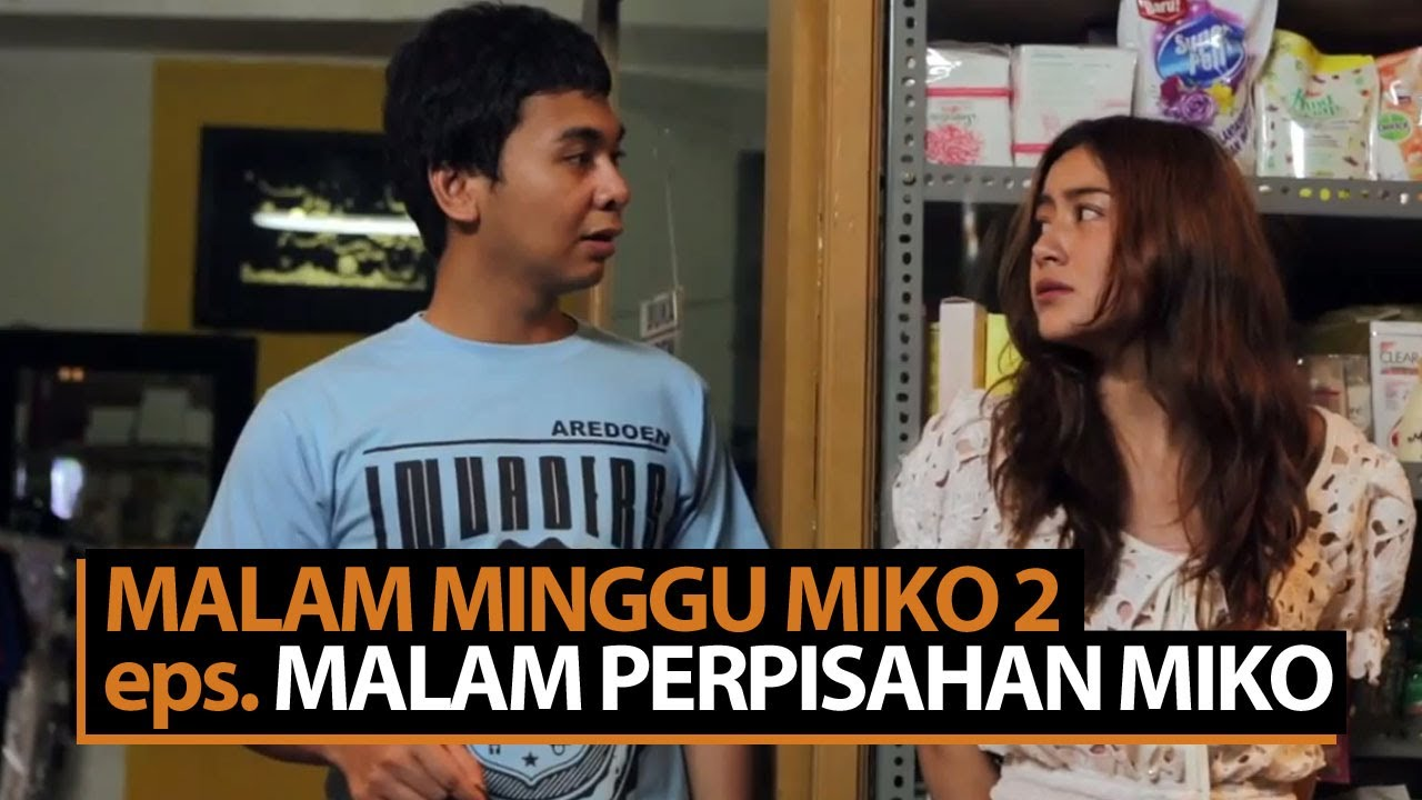 Ini adalah episode paling keren dari semua episode malam mingu miko :) kak Dika is the best !!!