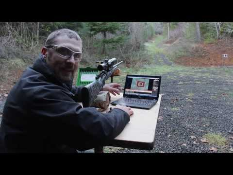 Sighting in your rifle with the Bullseye camera system