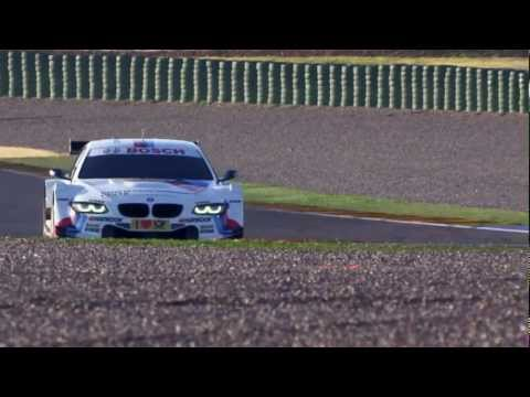 All new BMW DTM 2012 Racing Trailer