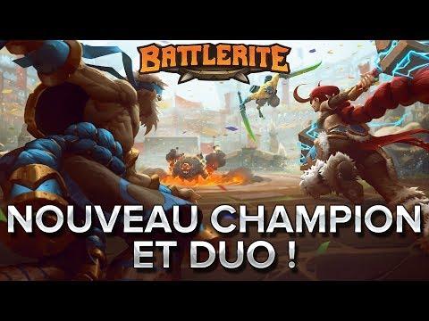 Battlerite #8 : Nouveau champion et Duo !
