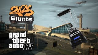 [Grand Theft Auto IV - Will It Blend!]