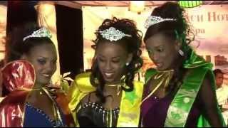 Anna Diouf de Thies sacrée Miss Sénégal 2014
