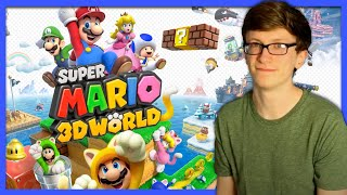 Super Mario 3D World: A Critical Second Look - Scott The Woz