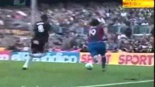 Messi: Jugadas Y Goles Parte 2