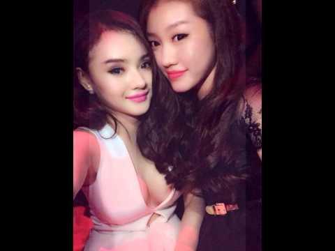 Hình ảnh bất thường của em gái Angela Phương Trinh