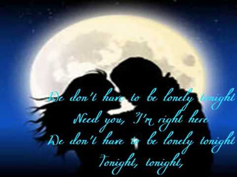 Lonely Tonight - Blake Shelton & Ashley Monroe (Lyrics)