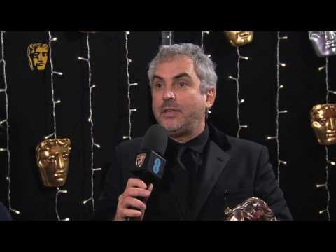 Director BAFTA Winner in 2014 - Alfonso Cuarón