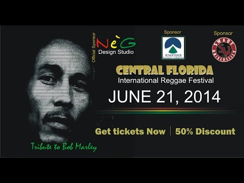 Central Florida International ReggaeFest 2014