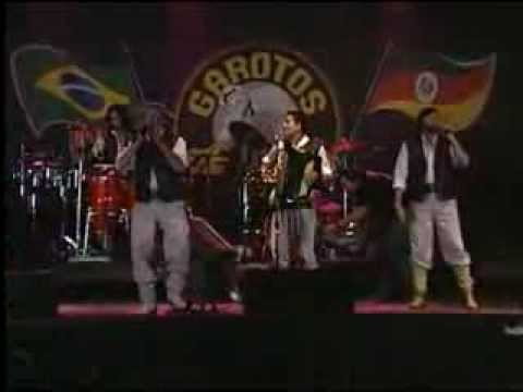Festa Campeira - Garotos de Ouro - DVD - Gineteadas Gauchas - Vol 1