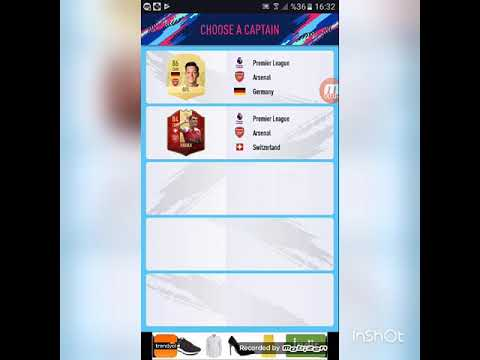 Fifa 19 Fut Draft Mobile Bölüm #1