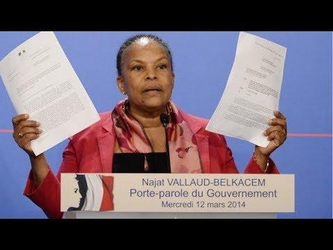 Ministra francesa Christiane Taubira pressionada renunciar grampo a Sarkozy notícia news nouvelles