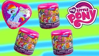 MLP Fash'ems Series 3 Squishy My Little Pony Rainbow Dash