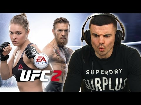 Fighters From Conor McGregor's Gym Play UFC Video Game