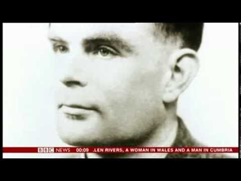 Royal Pardon for Alan Turing - BBC News report
