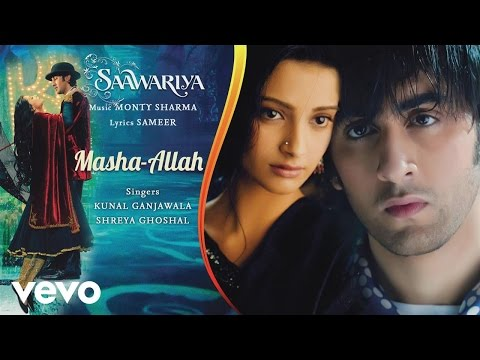 Masha-Allah - Official Audio Song | Saawariya | Shreya Ghoshal | Ranbir Kapoor