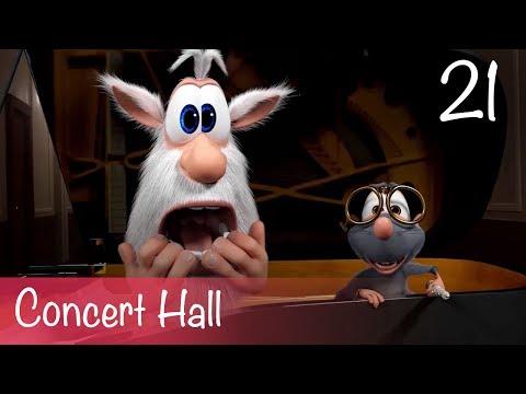 Booba - koncertná sála
