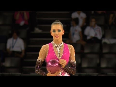 WC Montpellier 2011 - Daria DMITRIEVA (RUS), Qualifications Ball
