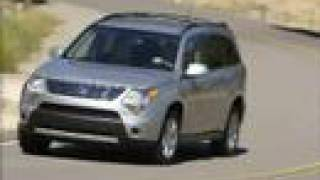 2007 Suzuki XL7 SUV, Car Review.