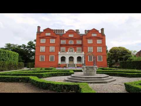 Kew palace and queen charlotte's cottage Richmond Surrey