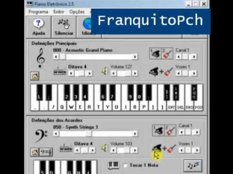 Piano Electronico 3.5