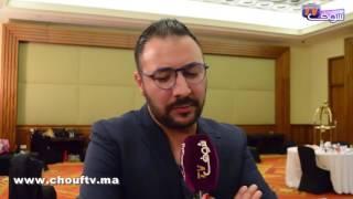 الفنان الكوميدي إيكو عجباتو الممثلة التركية منار وها شنو قال عليها | خارج البلاطو