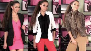 How To Wear A Blazer 11 Outfits With Blazers! How To