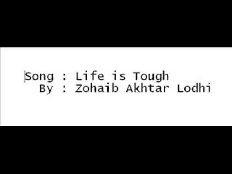 Pakistani rapper - Life is Tough