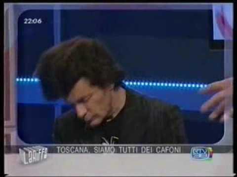 GAIA BARTOLINI -  LA RIFFA RTV 38/ PARTE 3 - OSPITI