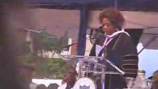 Howard University--Dr. Oprah Winfrey Speaks