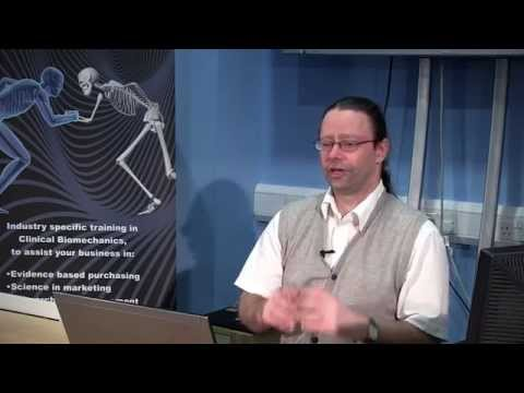 Biomechanics of the Knee - Osteoarthritis (OA) with Professor Jim Richards