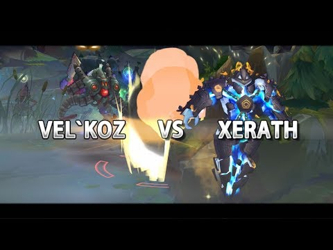 Lol Xerath Mid Gameplay How To Play Against Lux