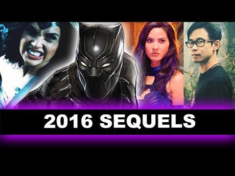 Top Ten Movies 2016 - X-Men Apocalypse, Conjuring 2, Captain America Civil War - Beyond The Trailer