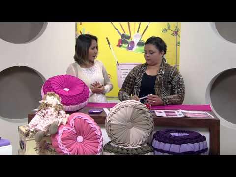 Mulher.com 04/06/2013 Valéria Soares - Capitone bicolor Parte 1/2
