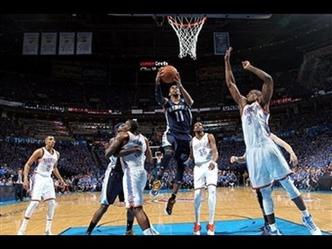 Kevin Durant and Russell Westbrook vs. Mike Conley and Zach Randolph