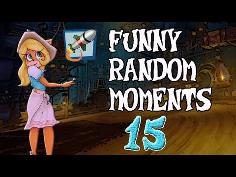 Crash Team Racing Nitro-Fueled ♥ Funny moments montage 15