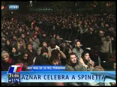 Pedro Aznar - Puentes Amarillos - Homenaje a Spinetta