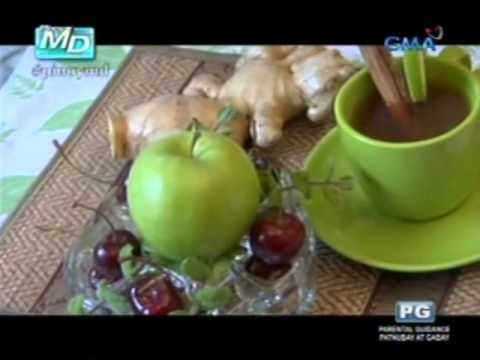 Make your own healthy tea (Pinoy MD)