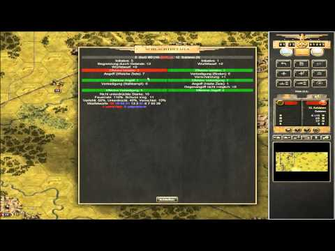 Let´s play Panzer Corps Turtorial Teil 4