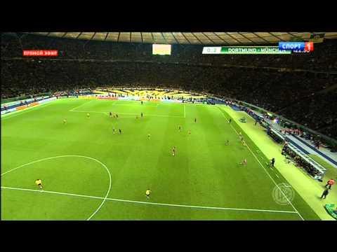 Borussia Dortmund vs Bayern Munich 0-2 Thomas Muller! - DFB Pokal 2014