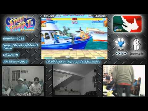 Casuals Yito vs Ceks - Mexican Gathering 2013