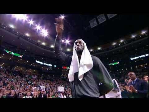 Boston Welcomes Back Paul Pierce and Kevin Garnett