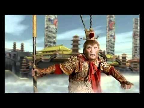 Monkey King vs Four Heavenly Kings - 2010