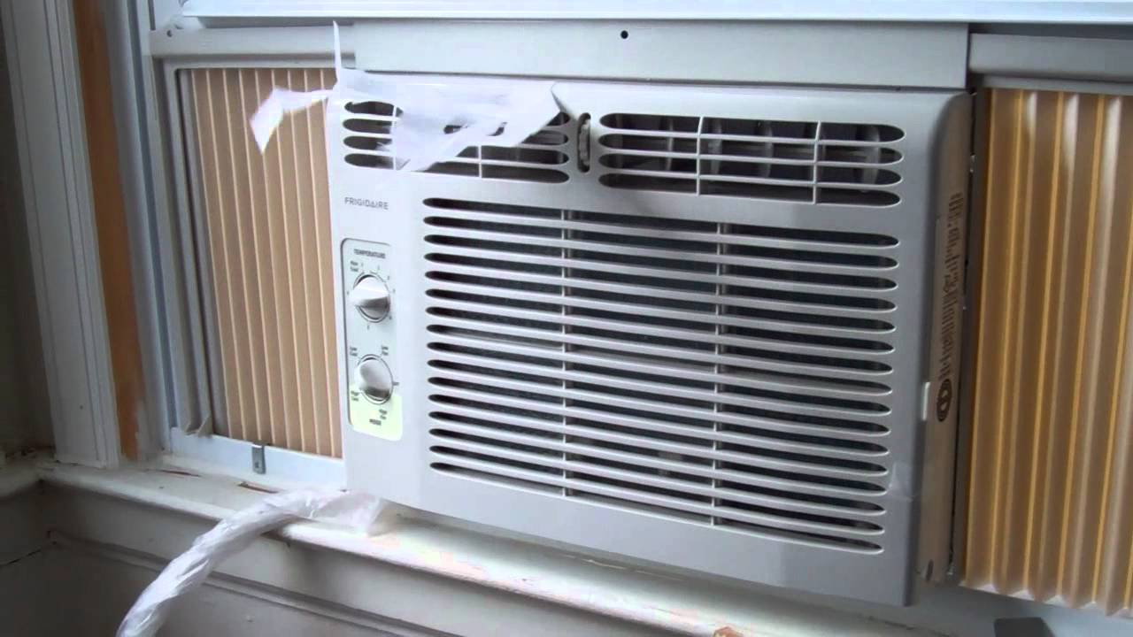 Smallest and cheapest ac i found for 120 frigidaire ac for 12 inch high window air conditioner